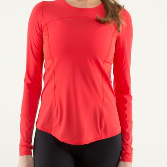 Lululemon Runbeam Long Sleeve